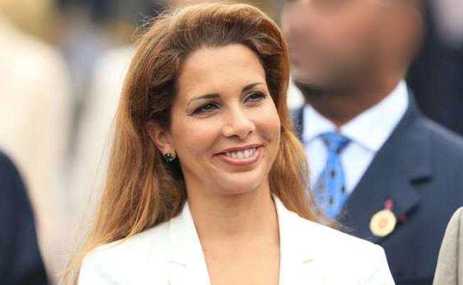 Dubai Princess Haya Flees UAE With Money: Reports - Sakshi