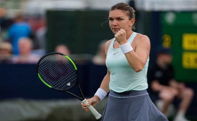 Wimbledon 2019 Halep And Djokovic Enter Into Second Round - Sakshi