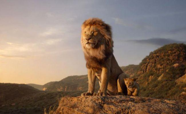 The Lion King  Official Trailer  Telugu In Cinemas July 19 - Sakshi