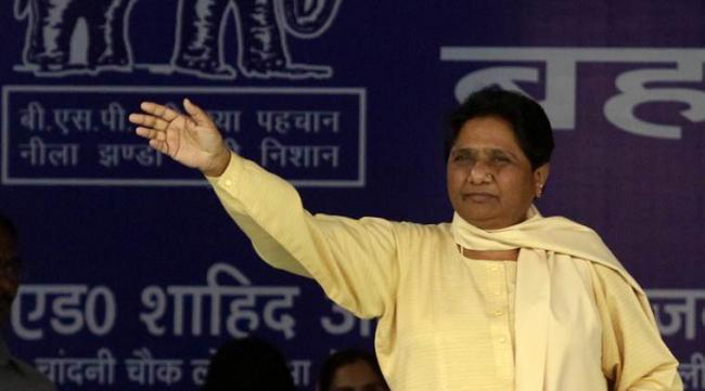 Mayawati Responds On UP Govts Decision On OBC Castes  - Sakshi