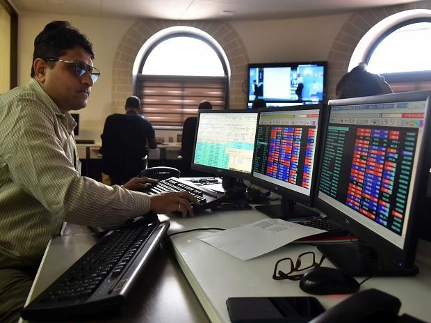 Stockmarkets Gains Near 300 points and Nifty Above11860 - Sakshi