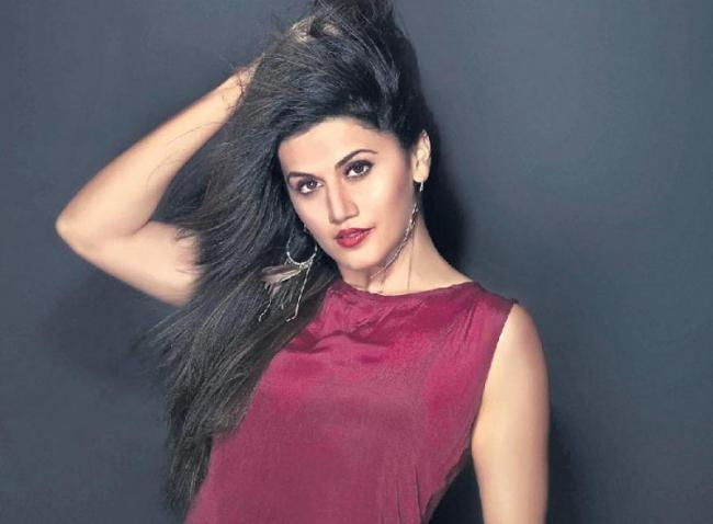 taapsee game over hindi version release - Sakshi