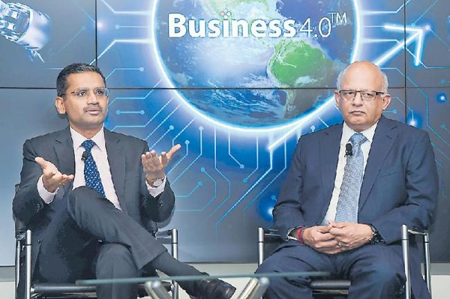 TCS surprises with slower growth and softer margins in Q1 - Sakshi