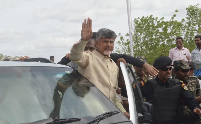 Kadapa District Party Leaders Not Welcomed Chandrababu Naidu - Sakshi