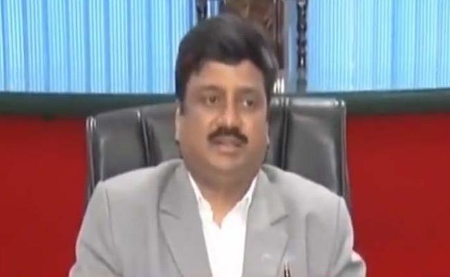 IMA scandal:Bengaluru Urban DC Vijayshankar arrested  - Sakshi