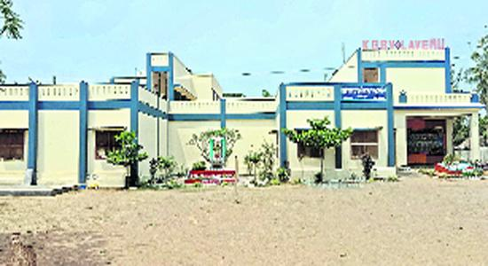 Kasturba Gandhi Girls School Has Renovating To Junior College In Srikakulam District - Sakshi