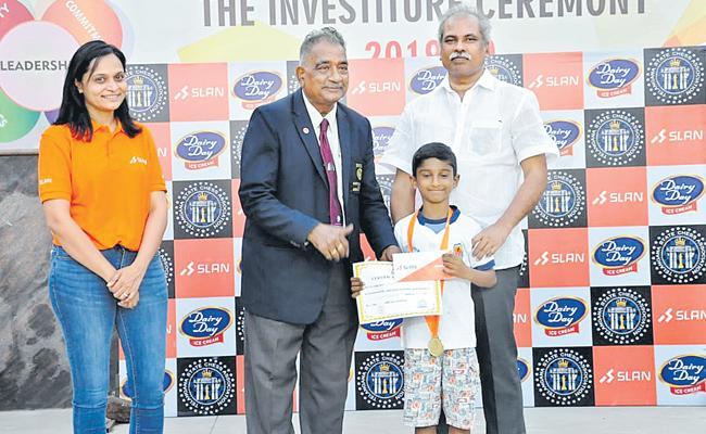 Sashank, Virani Got Mind Game Championship Titles - Sakshi