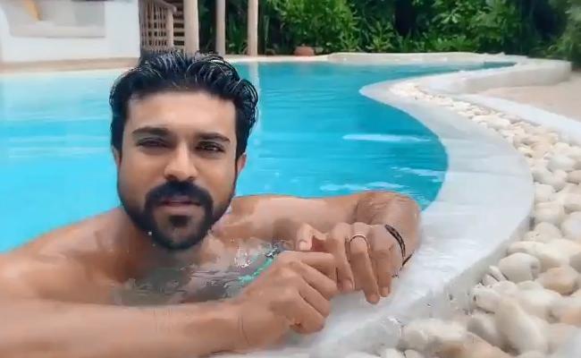 Ram Charan All Set for Instagram Debut - Sakshi