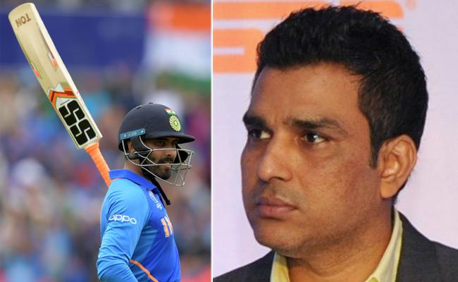 World Cup 2019 Manjrekar Says Well Played Jadeja In Semis - Sakshi