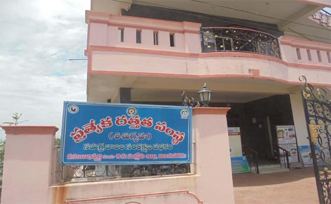 Two Months Baby Died Because Of Breathing Problem In Vizianagaram - Sakshi