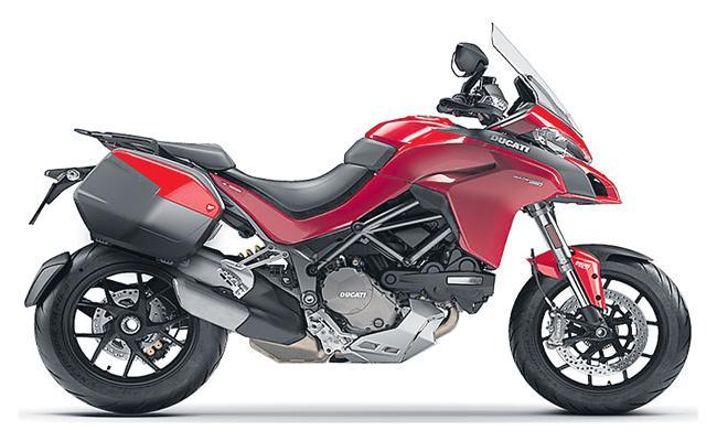 Ducati Launch Multistrada 1260 - Sakshi
