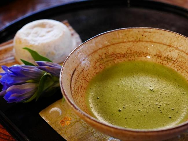 Drinking Japanese Matcha Tea Reduces Anxiety - Sakshi