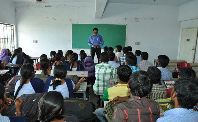 The Government that has Taken the Process of Teacher Recruitment - Sakshi