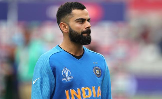 45 minutes of bad cricket puts US out, Virat Kohli - Sakshi