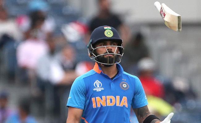 Virat Kohli Failed In World Cup knockouts - Sakshi