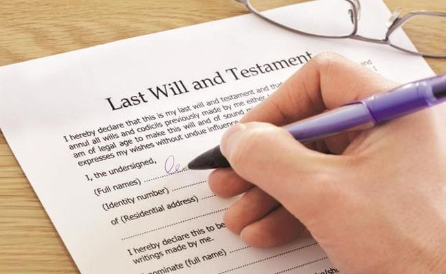 It's Easy To Make And Edit A Will Online With Low Cost  - Sakshi