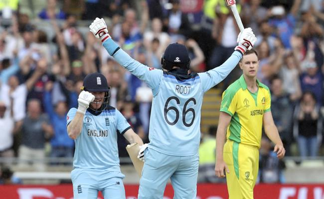 England Enter Into World Cup 2019 Final - Sakshi