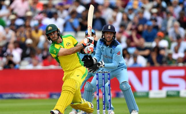 Australia Set Taget Of 224 Runs Against England - Sakshi