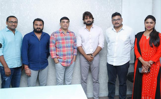 Dil Raju Launches Guna 369 Movie 1st Song - Sakshi