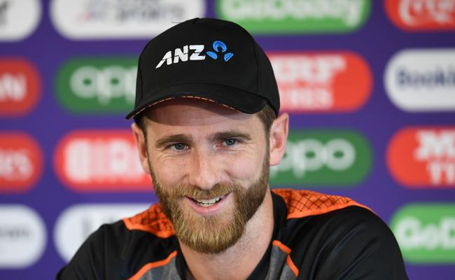 If MS Dhoni Changes Nationality for New Zealand Squad , Says Williamson - Sakshi