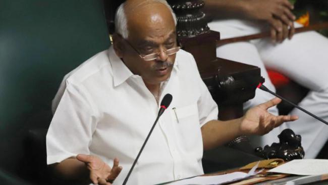 SC Will Hear Tomorrow Plea Of Karnataka Speaker Ramesh Kumar - Sakshi