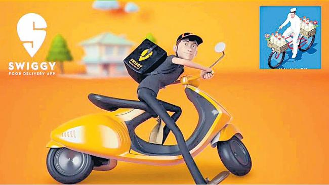 Swiggy Acquired Micro-Delivery Startup Supr Daily - Sakshi