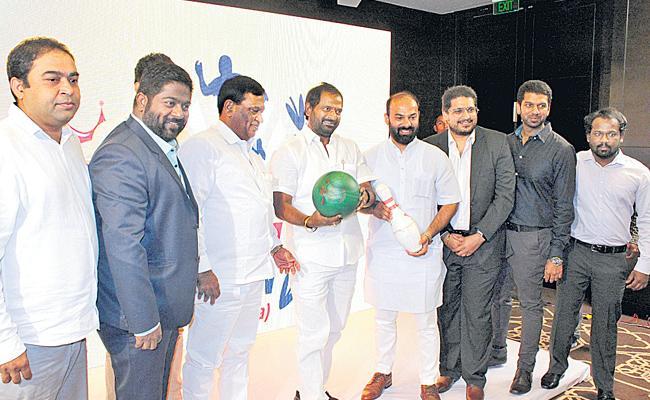 We Support Tenpin Bowling Sport, Sreenivas Goud - Sakshi