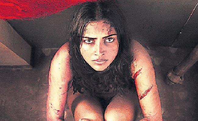 Amala Paul Opens Up on Filming for Nude Scene in Aadai - Sakshi