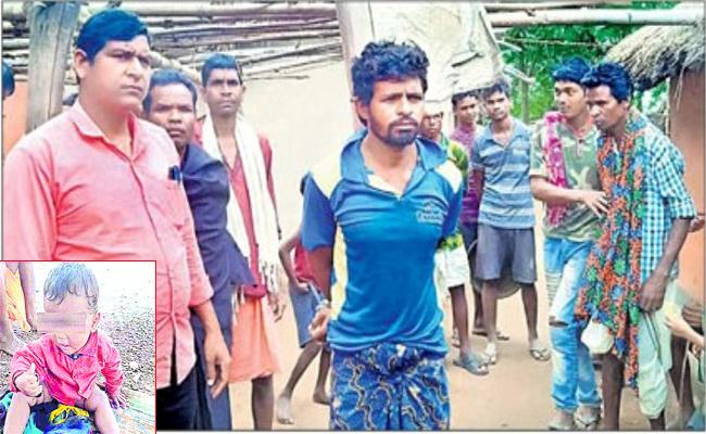 Father Sells Son For Money In Orissa - Sakshi