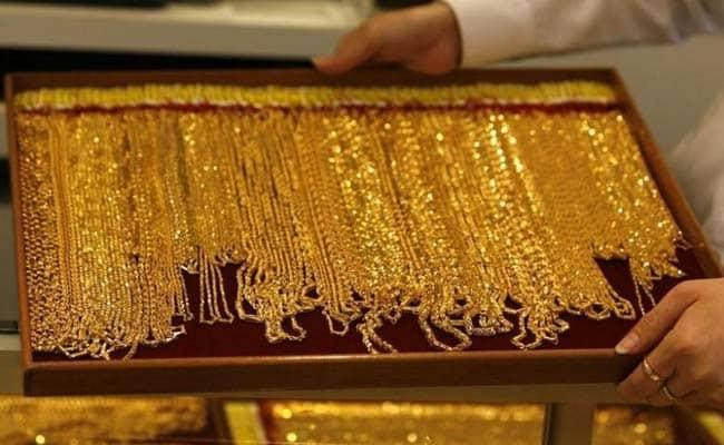 Gold Prices Jump By 930 Rupees On Strong Global Cues - Sakshi