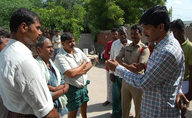 Wife Killed Her Husband With Illegal Affairs In Nalgonda - Sakshi