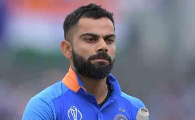 Virat Kohli Message To Fans Share Your Emotions After Lost Match - Sakshi