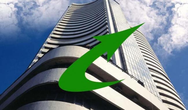 Stockmarkets Ended in266 pointsup - Sakshi