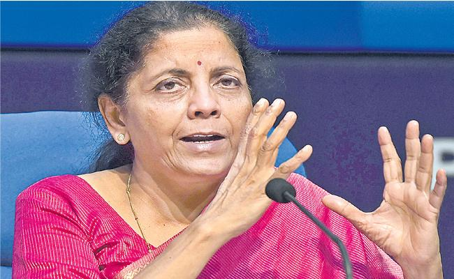 IYR Krishna Rao Article On Nirmala Sitharaman Central Budget - Sakshi