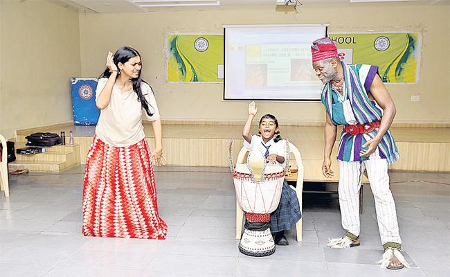 Cultural Tour Telangana And Africa - Sakshi