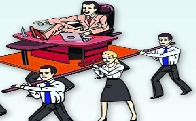 Transport Department Transfers In Warangal - Sakshi