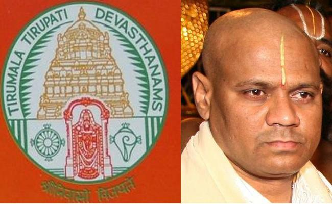 Dharma Reddy Appointed As Special Officer In TTD - Sakshi