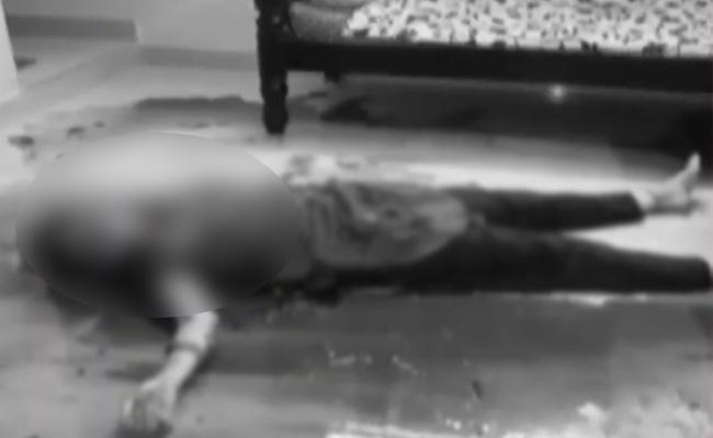Woman Murdered In Madanapally  - Sakshi