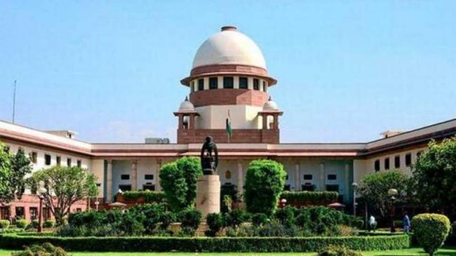 Supreme Court Refuses To Stay Maratha Reservation - Sakshi