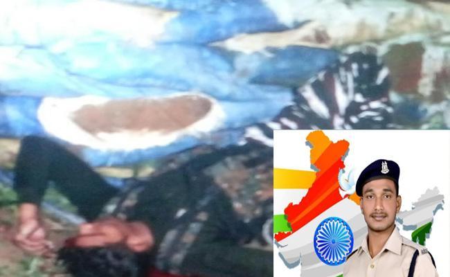 Anantapuram District Jawan Died In Assam - Sakshi
