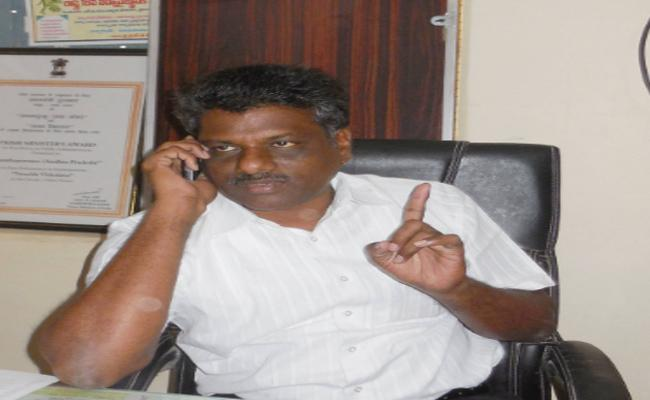 Samuel Appointed As Anantapur District Education Officer - Sakshi