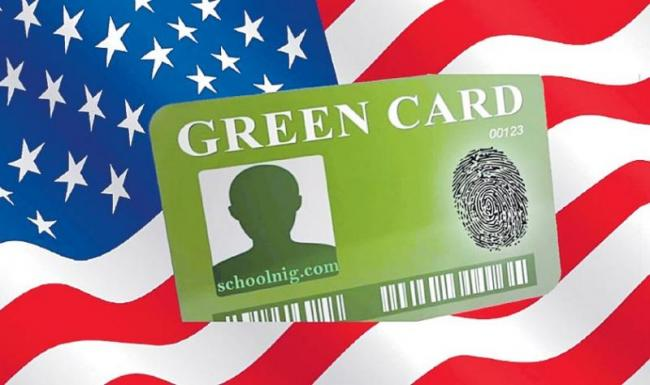 Green card Bill that favours Indian techies may get green signal  - Sakshi