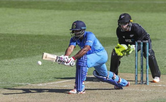 World Cup Loss Triggers Talk of Rayudu Heroics Against New Zealand - Sakshi