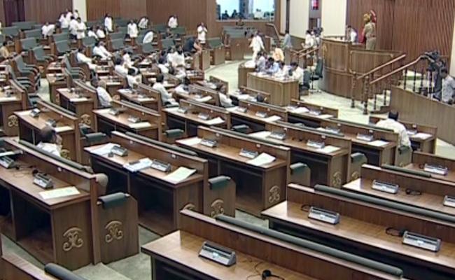 Ap Assembly Budget Sessions 2019 Day 2 - Sakshi