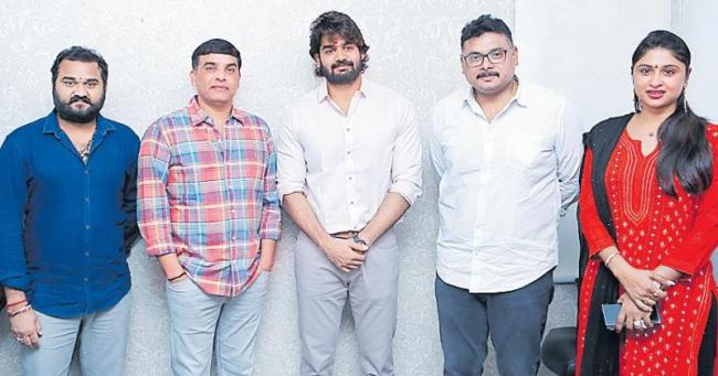 dill raju launches guna 369 movie first song - Sakshi