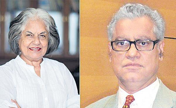 CBI raids lawyers Indira Jaising, Anand Grover's residence, offices - Sakshi