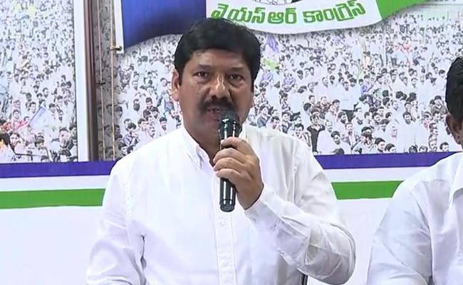 Jogi Ramesh Challenges Yanamala Ramakrishnudu Over AP Budget 2019 - Sakshi