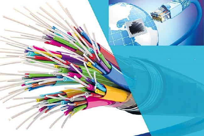 Companies may buy more from local cable firms - Sakshi