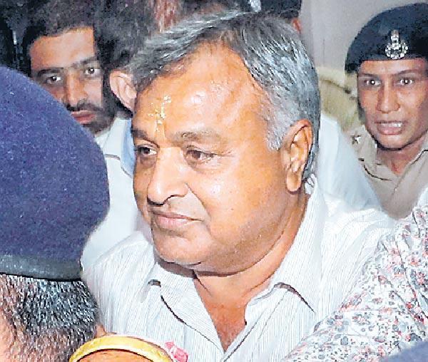 Former Gujarat BJP MP gets life term for murder of RTI activist - Sakshi