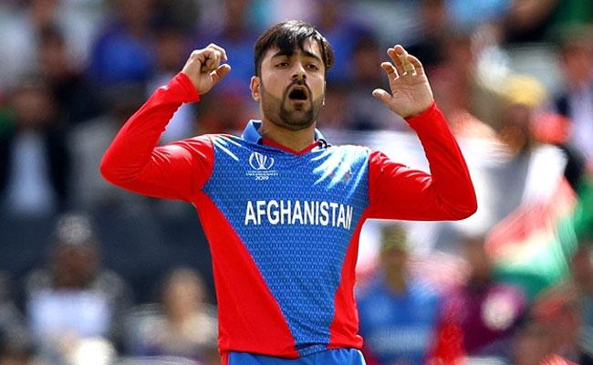 Rashid Appointed As Afghanistan Captain In All Formats - Sakshi